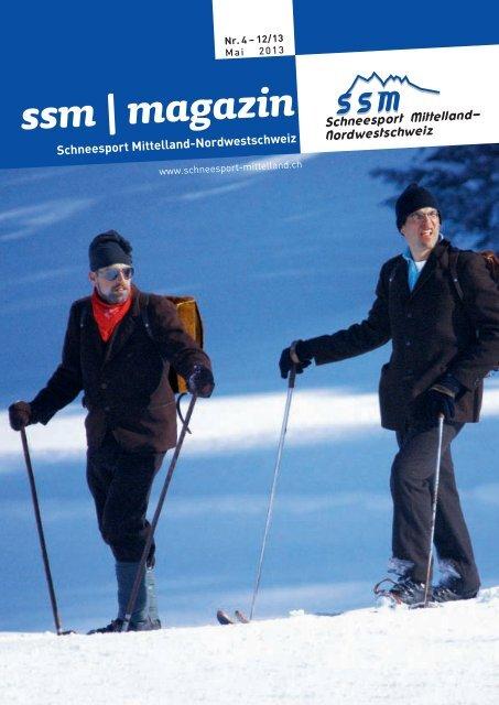 Mai 2013 - Regionalverband Schneesport Mittelland