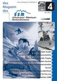 Mai 2008 - Regionalverband Schneesport Mittelland