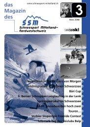 März 2008 - Regionalverband Schneesport Mittelland