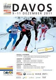 Flyer - Regionalverband Schneesport Mittelland