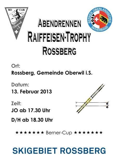 Raiffeisen-Trophy Rossberg - Regionalverband Schneesport ...