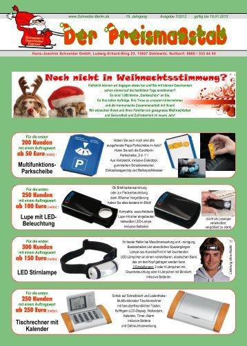 E-Ausgabe 2012 07L - Hans-Joachim Schneider GmbH