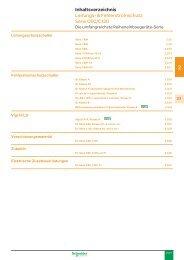 Fehlerstromschutz Serie C60/C120 - Schneider Electric