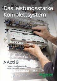 Das leistungsstarke Komplettsystem - Schneider Electric