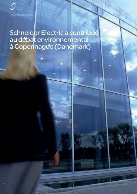 Schneider Electric a contribué au débat environnemental à ...