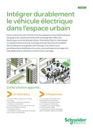 Intégrer durablement le véhicule électrique dans l'espace urbain
