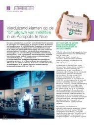 Vierduizend klanten op de 12e uitgave van Initi@tive in de Acropolis ...