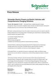 Info - Schneider Electric