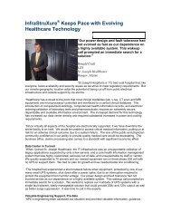 St. Joseph Healthcare - Schneider Electric