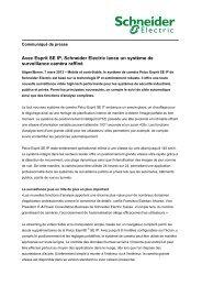 Télécharchez le PDF - Schneider Electric