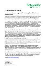Télécharchez le PDF - Schneider Electric (Schweiz)