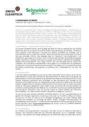 Télécharger le PDF - Schneider Electric (Schweiz)
