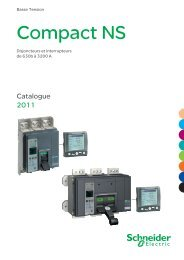 Télécharger le catalogue Compact NS - Schneider Electric