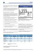 VME300 Volumenstrommesseinrichtung mit Analogausgang und ... - Seite 3