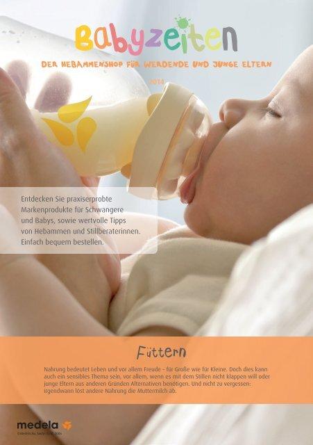 Katalog Babyzeiten Füttern