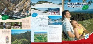 PDF Download Imageprospekt - Schneizlreuth