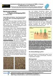 Rundbrief 01-2012 - Ingenieurbüro Schnittstelle Boden