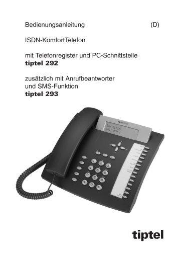 Bedienungsanleitung - Schnurlostelefon.de