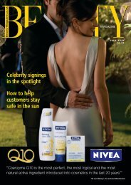 Celebrity signings in the spotlight How to help ... - Beauty Magazine