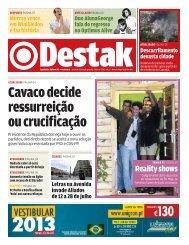 08-07-2013 - Destak