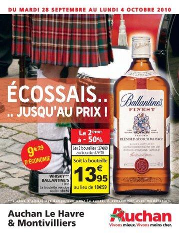 .. JUSQU'AU PRIX ! - Auchan