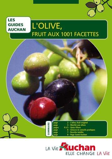 L'OLIVE, - Auchan