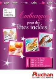 fêtes iodées ! - Auchan