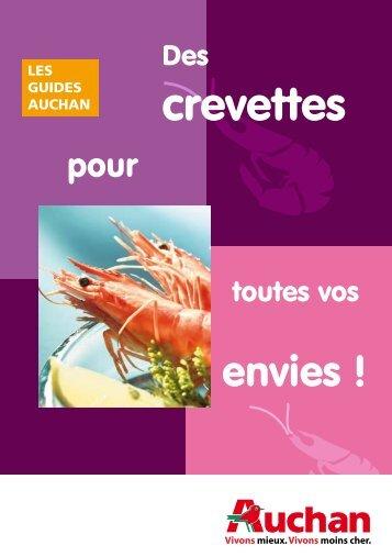 crevettes - Auchan