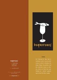 Speisekarte boquerones web:Speisekarte ... - boquerones.net