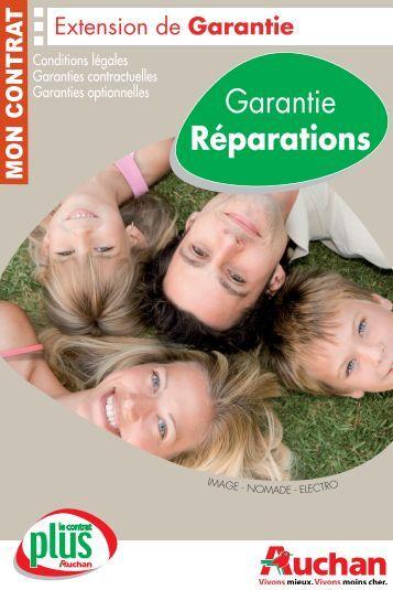 Garantie Réparations - Auchan