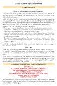 Garantie Réparations - Auchan - Page 2
