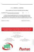 Garantie Réparations - Auchan - Page 7