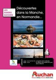 Découvertes dans la Manche, en Normandie... - Auchan