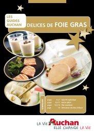 DELICES DE FOIE GRAS - Auchan