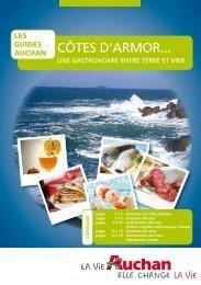 CÔTES D'ARMOR... - Auchan
