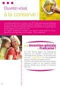 LA CONSERVE - Auchan - Page 2