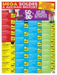 50% - Auchan
