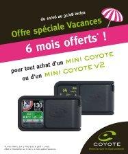 6 mois offerts - Auchan