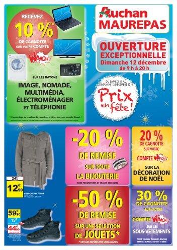fête ! - Auchan