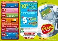 -10 15% -20 30 10 10 - Auchan