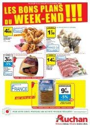LES BONS PLANS - Auchan