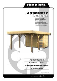ASSEMBLY N TICE - Auchan