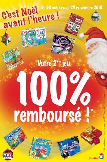 Du 30 octobre au 23 novembre 2010 - Auchan