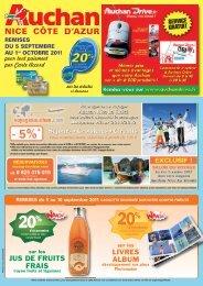 20% - Auchan