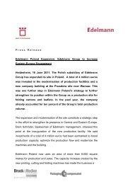 Download Press Release as PDF - Edelmann