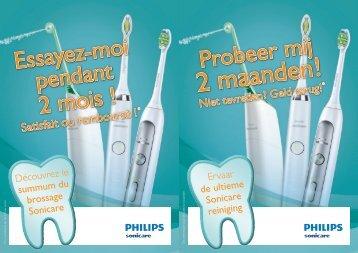 Actievoorwaarden - Philips