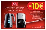 Grenzeloos genieten Le plaisir du café Grenzeloos genieten ... - Eldi