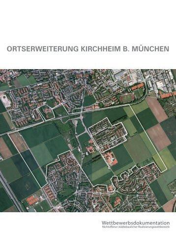 Wettbewerbsbroschüre - schober-stadtplanung