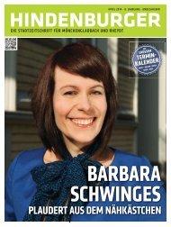 Hindenburger - Ausgabe April 2014