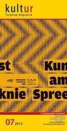 kultur - Schock Verlag